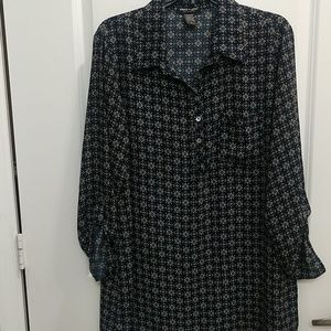 About a girl blouse!